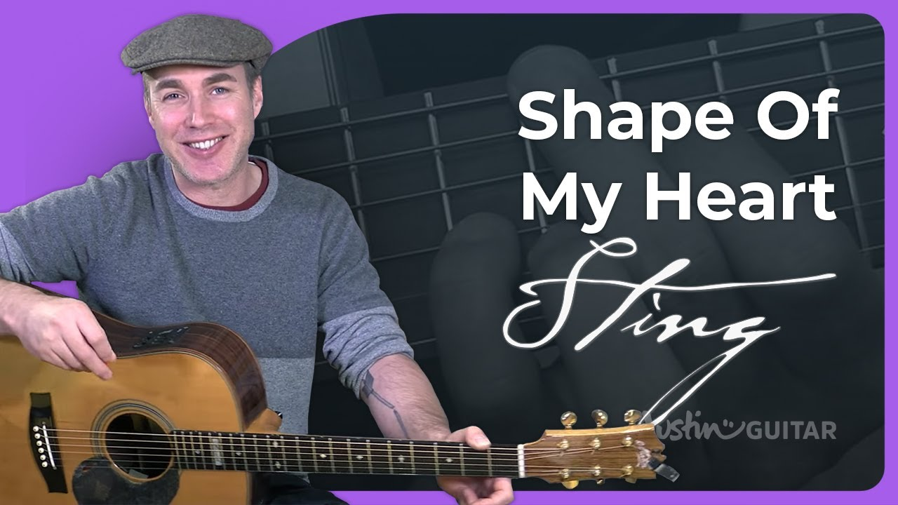 Fields Of Gold Sting Justinguitar