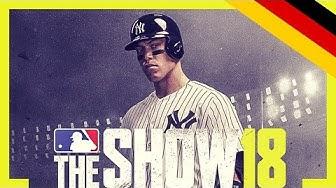 MLB The Show 18 - Immer noch das beste Sportspiel? (deutsch)