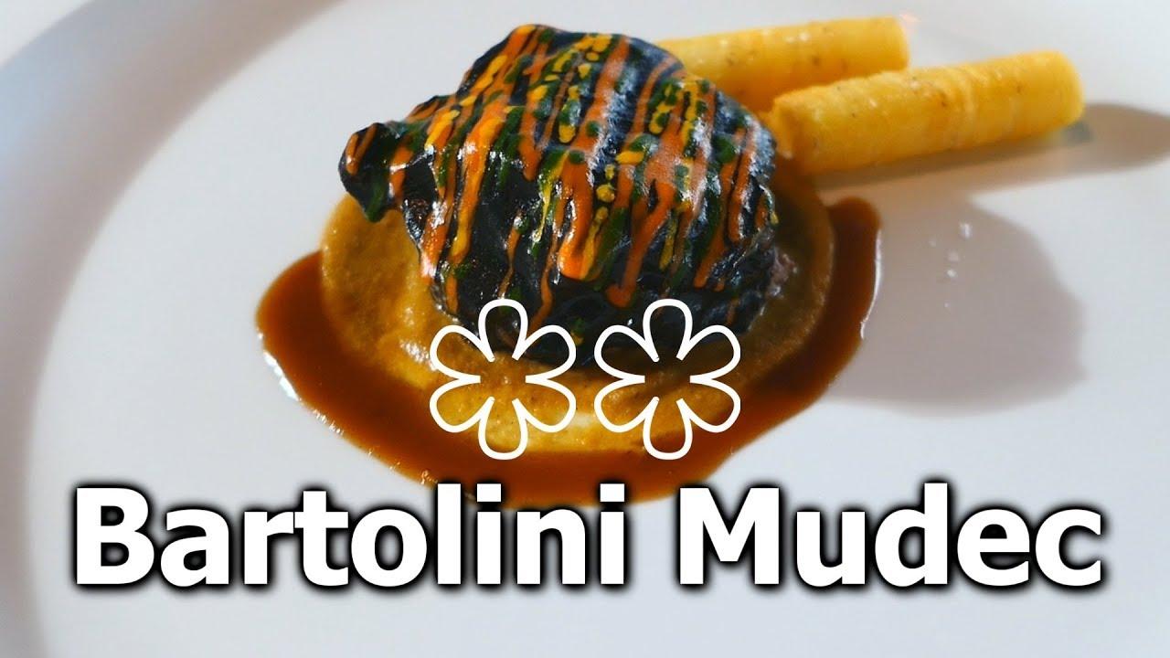 Ristorante La Credenza Michelin : A pranzo al ristorante mudec di enrico bartolini stelle