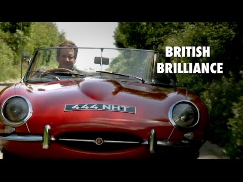 What's the Greatest Machine of the 1960s…the Jaguar E-Type?
