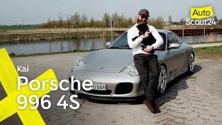 Porsche 996 4S: Ein Geschoss zum Flachlegen.