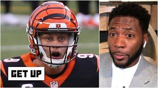 The Bengals ruined Joe Burrow's NFL debut! - Ryan Clark | Get Up