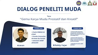 Dialog Peneliti Muda 2020