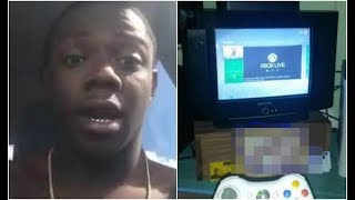 JackBoy Goes Live With Man In London Prison Playing X Box In Cell