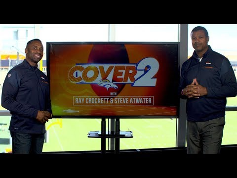 Cover 2 with Ray Crockett and Steve Atwater: #DENvsMIA