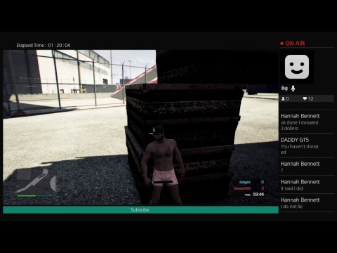 GTA 5 LIVE  STREAM /please Subscibe /DONATION LINK IN DISCRIPTION THANKS