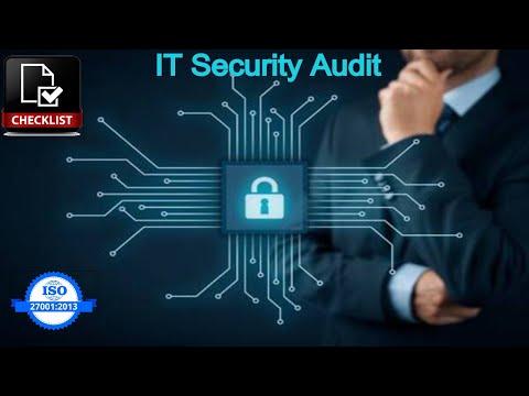 IT Security | IT Audit | IT Security Audit | IT Security Audit Checklist | 1222 Questions