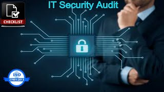 IT Security | IT Audit | IT Security Audit | IT security audit Checklist | 1222 Questions