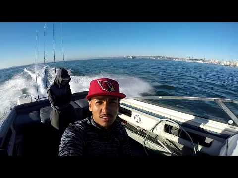 First 2017 Halibut Trip Fishing around Berkeley and Alameda RockWall