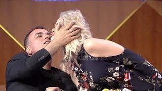 Xing me Ermalin/ Reagimi i Kejvines kur Arian Cani tenton ta puthe ne buze (05.05.2018)