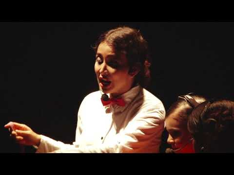 Mary Poppins Fantasía Flamenca (OBRA DE TEATRO) San Cristobal, Tachira