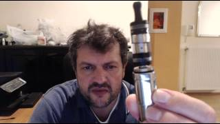 GG Achilles rebuildable atomizer at 6 volts