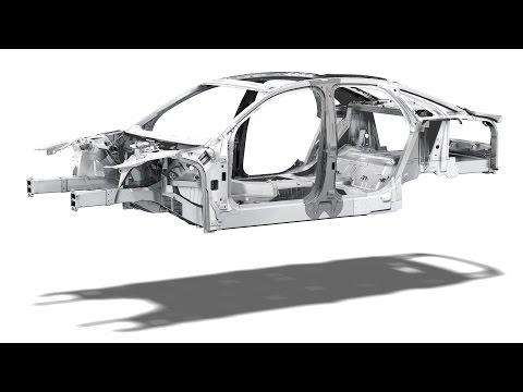 Audi Space Frame - A8 e R8 (complemento da matéria sobre o A8 que está no link abaixo)
