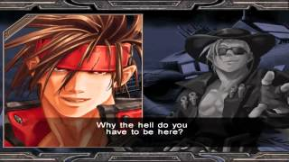 Guilty Gear X2 #Reload - Story Mode - Sol Badguy 1