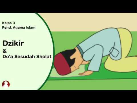 Kelas 03 Pend Agama Islam Dzikir Do A Sesudah Sholat