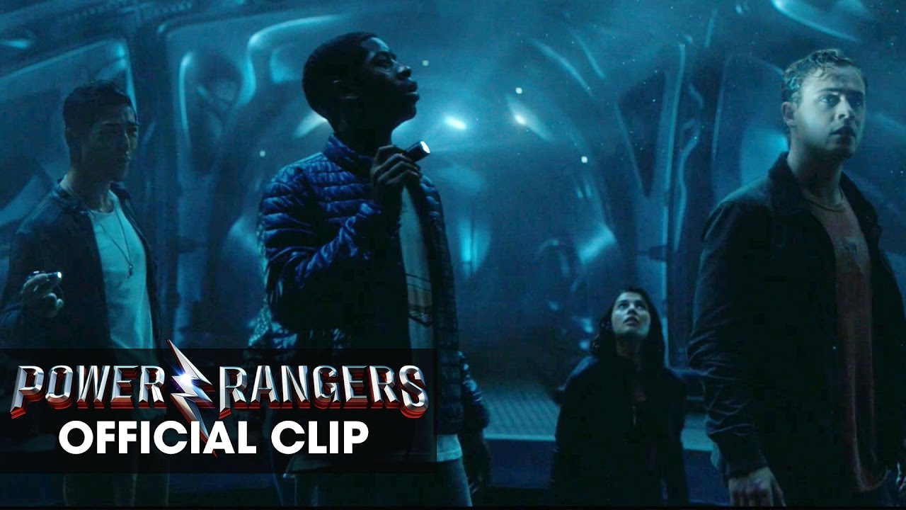 Power Rangers (2017 Movie) Official Clip - 'Real'