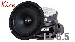 Kicx LL 6,5  Распаковка, обзор комплектации, равнение, отзыв