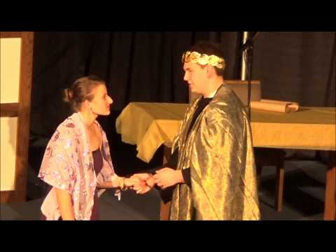 2015 Mountain View Christian Academy Drama Production-  For such a Time as This