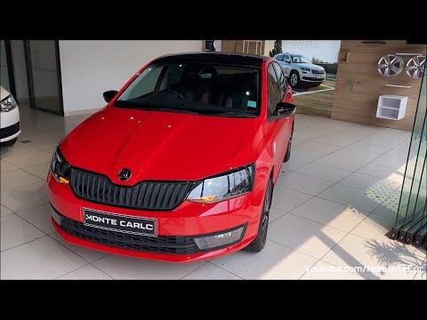 Škoda Rapid Monte Carlo 2021- ₹13 lakh | Real-life review