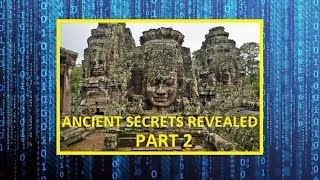 Angkor Wat/Hindu Cosmology - Meaning of NUmbers & The Ancient Cosmos PT2