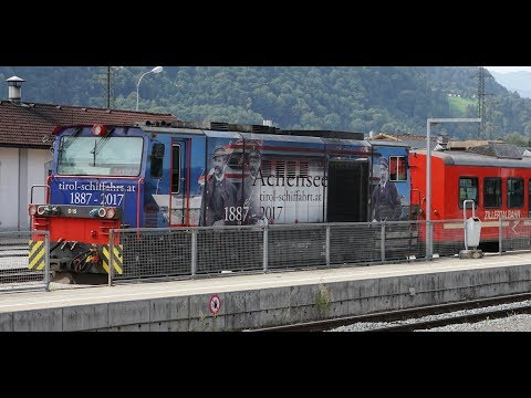 The Narrow Gauge Railways Of Jenbach #2
