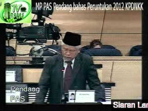MP PAS Pendang Bahas Peruntukan 2012 KPDNKK