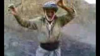 Funny Hip Hop Kurdish Old Man Crumping