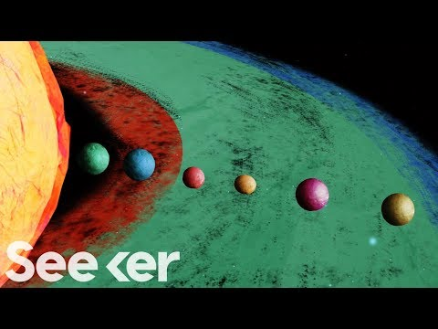 Are the TRAPPIST-1 Planets Home to Life?