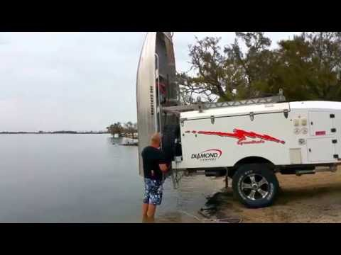 Camper or Vehicle Boat Lift Remote