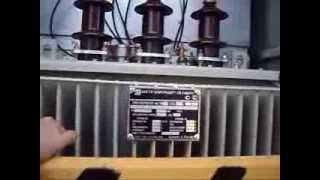 видео Трансформатор ТМГ-63
