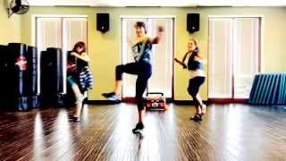 ICE ICE BABY by Vanilla Ice/Dance Fitness-Hip Hop Choreo.by Vickie Griffith
