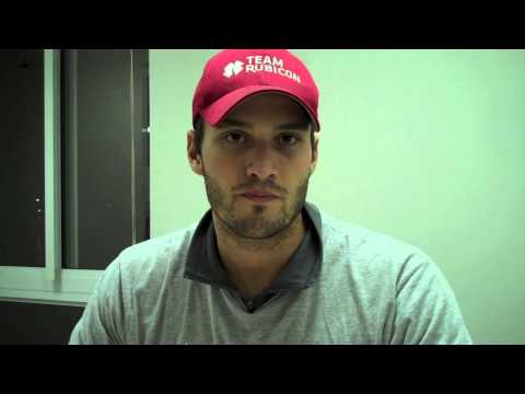 Jake Wood of Team Rubicon for San Diego Marine Lawyers Luncheon