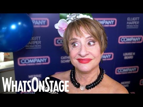 Company West End  night  Patti Lupone, Rosalie Craig and more