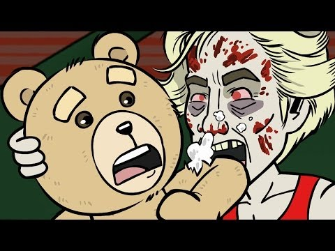 the-walking-dead-zombies-eat-ted:-ep-109:-tvoovies