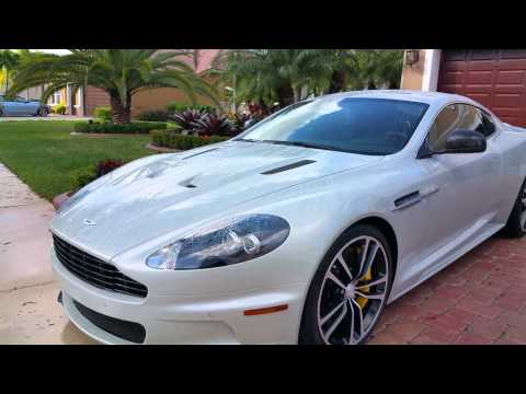 2012 Aston Martin DBS Ultimate by Advanced Detailing of South Florida