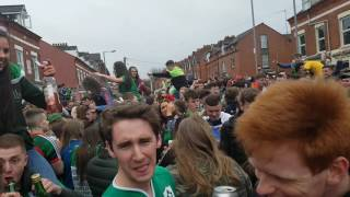 Holylands Belfast on Saint Patrick's Day (2017) (1) Top 10 Video