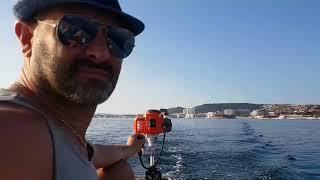 Bestway hydro force 3 5hp Tomking Çeşme sahili