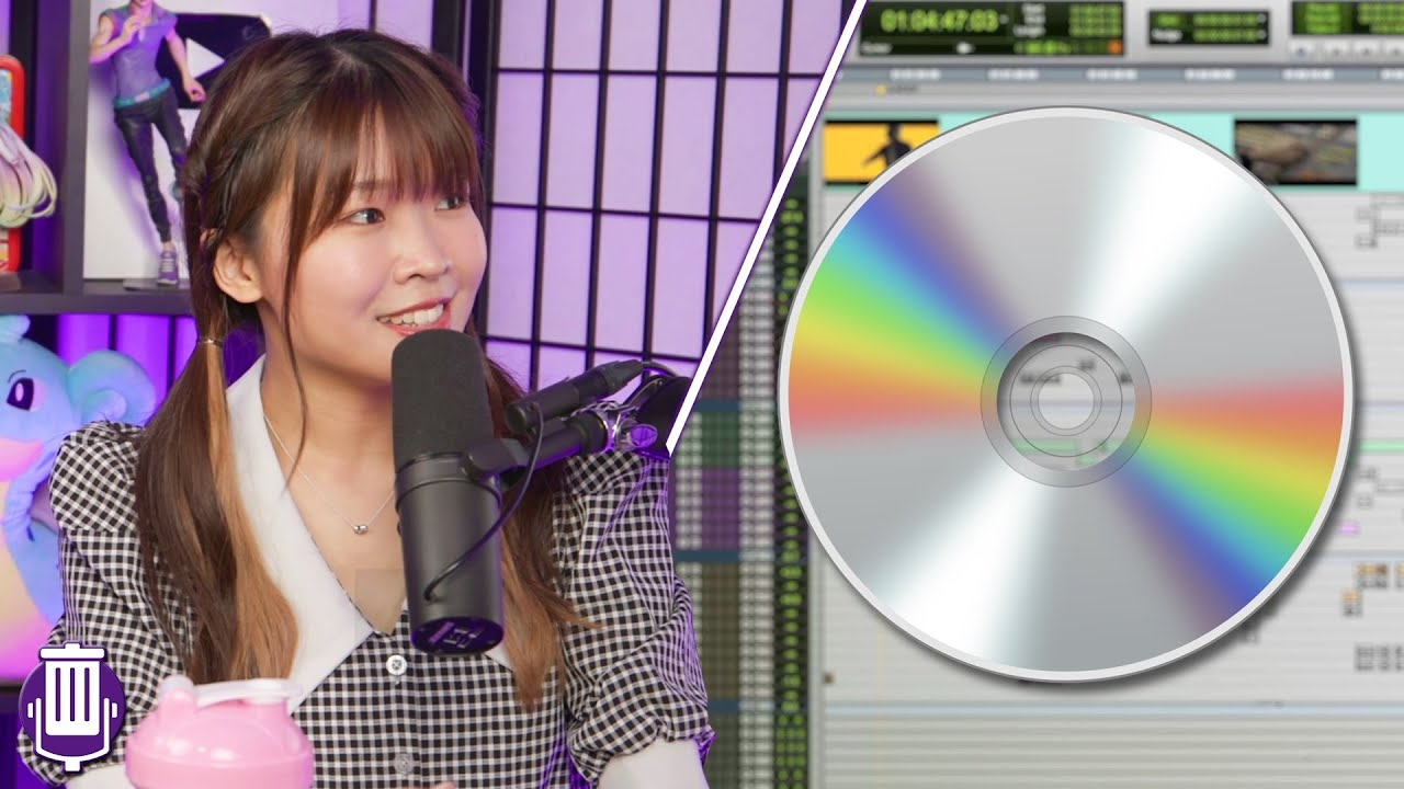 What the Heck are Anime Voice CD's??