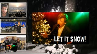 LET IT SNOW! Michael Russell O