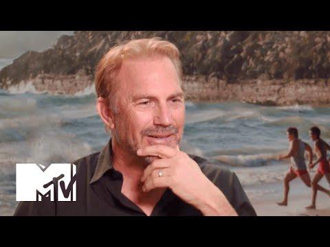 Kevin Costner on Rebooting 'Waterworld' | MTV News
