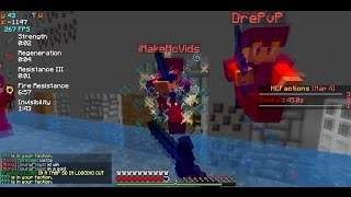 hcgames lets play 8 winning insane fight against power faction in huge gank trap map 4
