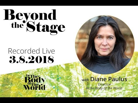 Beyond the Stage with Diane Paulus on International Women Day