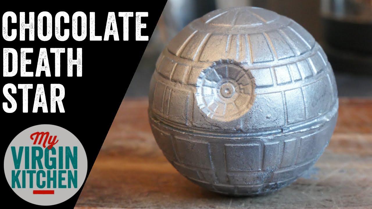 Chocolate Death Star Youtube