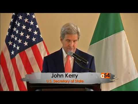John Kerry's Africa Trip Continues