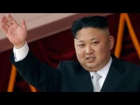 Kim Jong Un says NKorea nearing equilibrium with US military