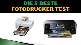 Beste Fotodrucker Test 2020