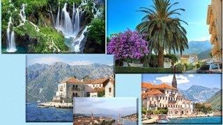 Черногория или Хорватия? Что выбрать для отдыха с детьми(Куда поехать отдыхать с детьми - в Черногорию или Хорватию. Сравнение Черногории и Хорватии. Купить горящие..., 2014-05-16T13:04:06.000Z)