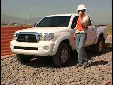 Construction Dust Control