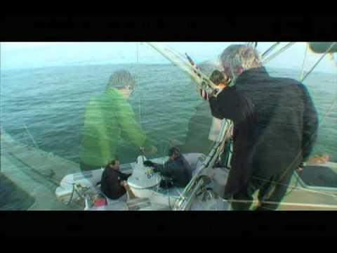 UM Hosts Ocean Watch Sail Boat's Port Visit
