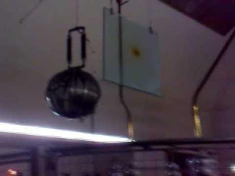 "Esperimento Fulmini al ""Deutsches Museum"" di Monaco (16.02.2008)"